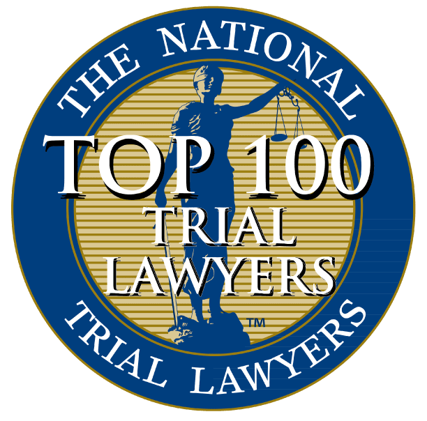 Top 100 - National Trial Lawyers Association